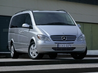 MERCEDES VIANO Ambicute 2.2 CDI Extra Long